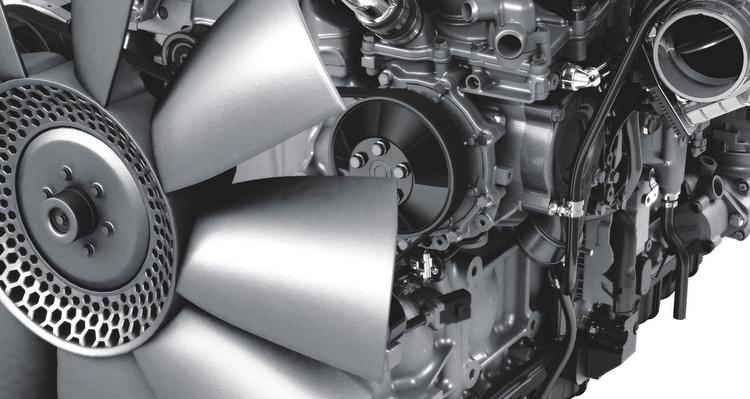 Heavy Duty Diesel Engine Update