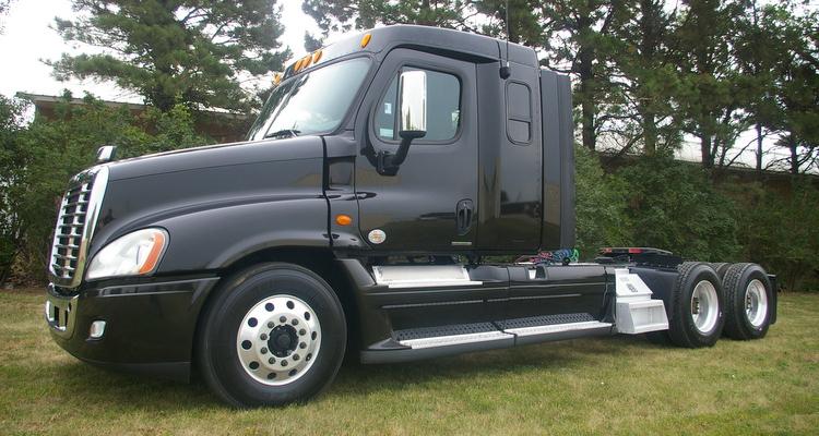 Prairie Tech 5 sleeper cab
