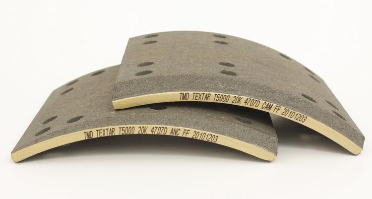 TMD brake pads