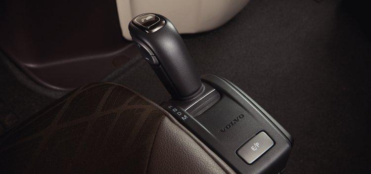 Volvo I-Shift_interior