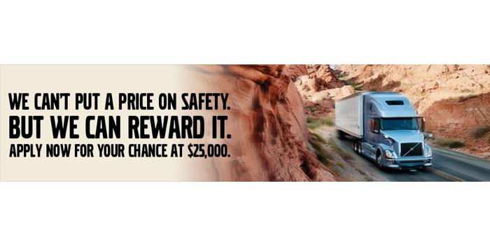 Volvo Trucks recognize safe fleets