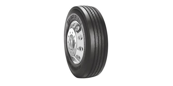 Bridgestone rolls out new R268 Ecopia at MATS 2014