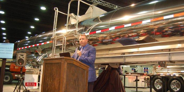 Heil Trailer announces stainless steel technology, new trailer