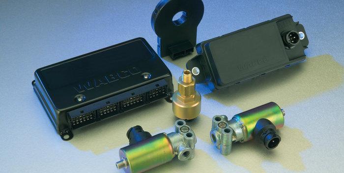 Meritor WABCO Electronic Stability Control (ESC)