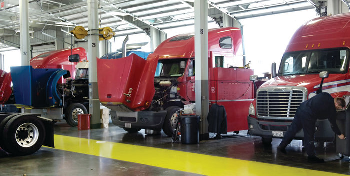 Servicing solutions from OEM, dealer and network