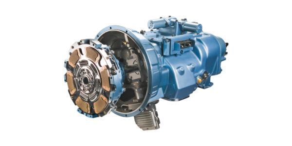 Eaton Ultra Shift Plus Transmission