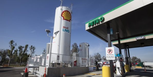 Demand for innovative fuels, like LNG fuel, from commercial customers is growing