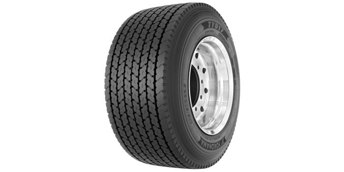 Love's will carry two UWB Yokohama tires
