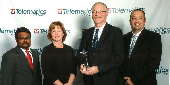 Detroit Connect wins best telematics