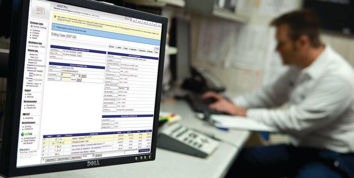 Digging into fleet truck diagnostics