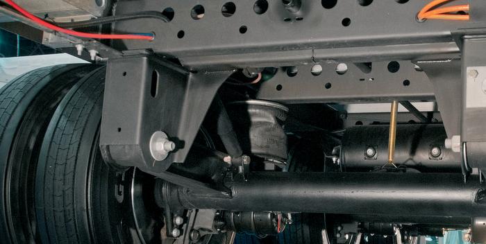 Tire Suspension Solutions SAF