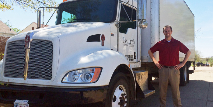 Bailey's Logistic Services fields leased fleet