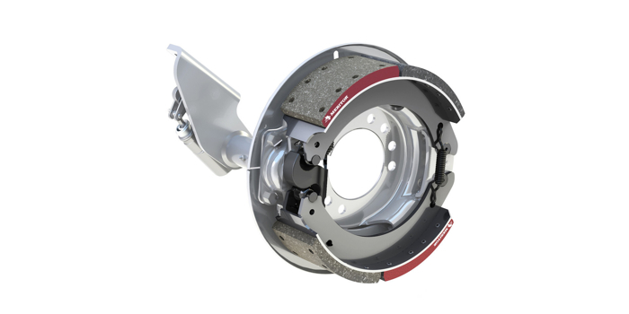 Meritor reduced stopping distance
