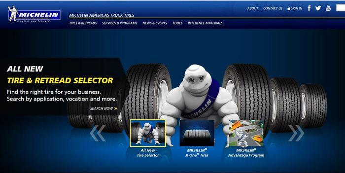 Michelin Truck