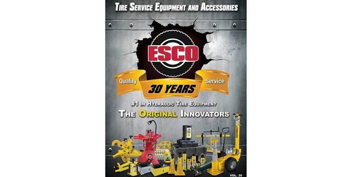 ESCO-30-Anniversary-Catalog