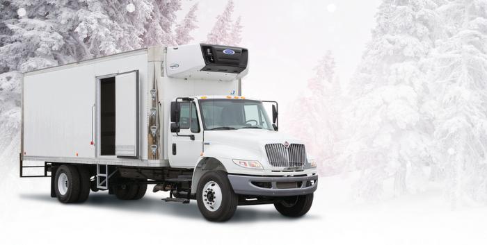 Johnson Refrigerated Truck Bodies Online Presence