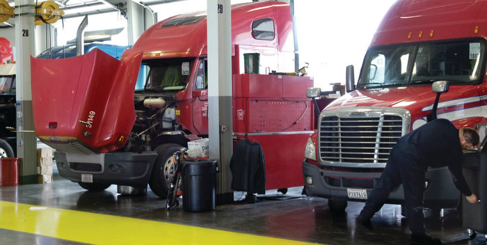 Vehicle intake reducing costs