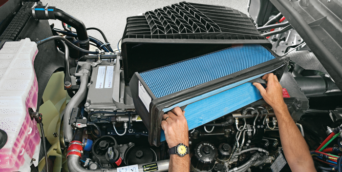 Daimler-Salisbury-Engine-Air-Filter