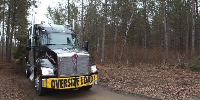 Kenworth Truck Tree