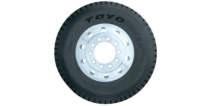 Toyo SmartWay Tire