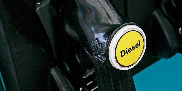 Diesel-Gas-Pump-Truck