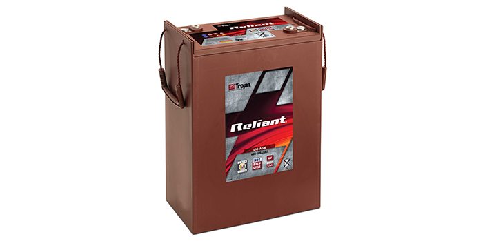 Reliant-Trojan-Battery