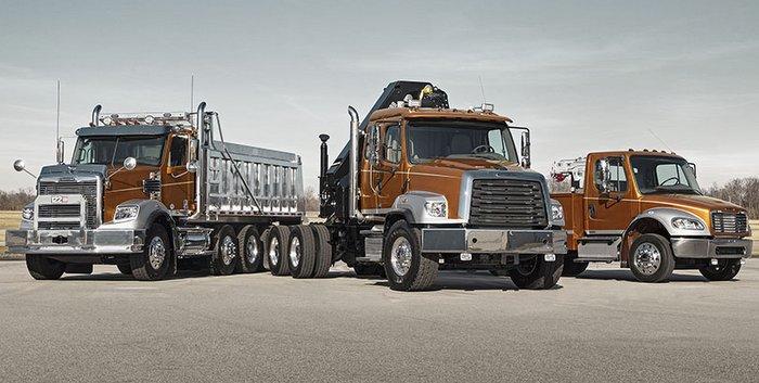 Freightliner Hardest Working Trucks