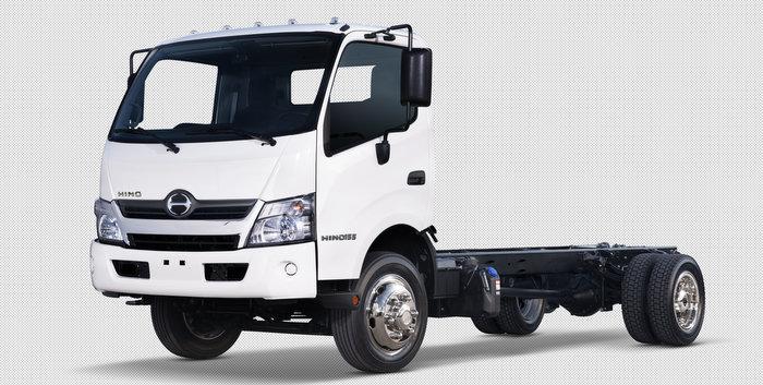 Hino Trucks Class 4 launch