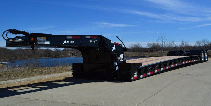 XL Specialized Lighter Weight Low Profile Trailer