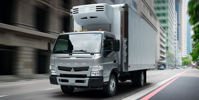 Mitsubishi Fuso focuses on TCO, driver performance