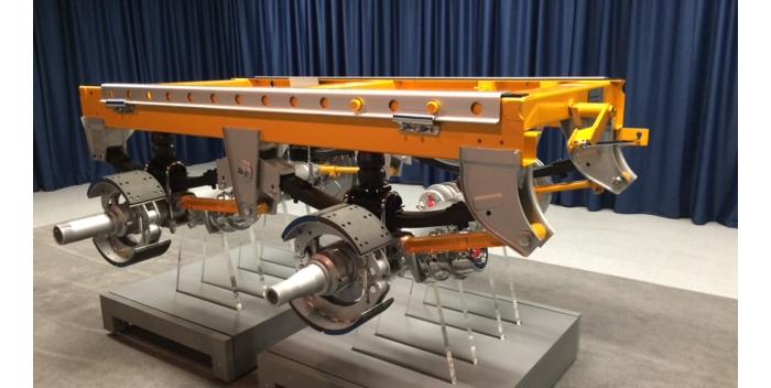 SAF-Holland ULX40 UltraLite Supsension