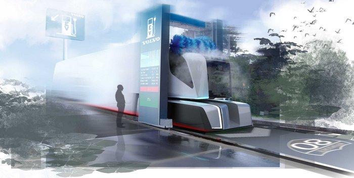 Volvo Truck Long Haul Future