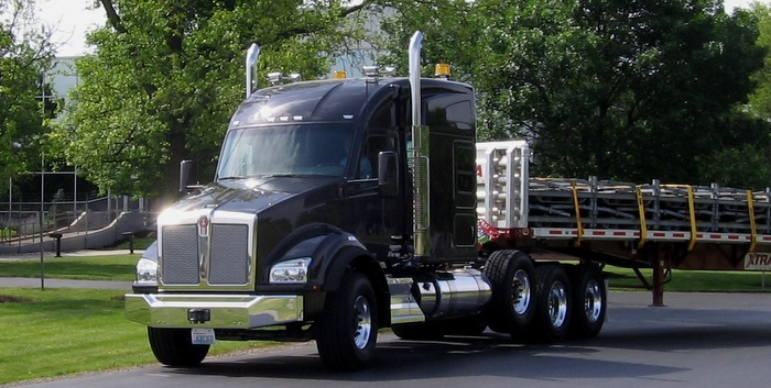 kenworth midroof sleeper