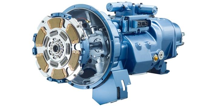 Eaton transmission