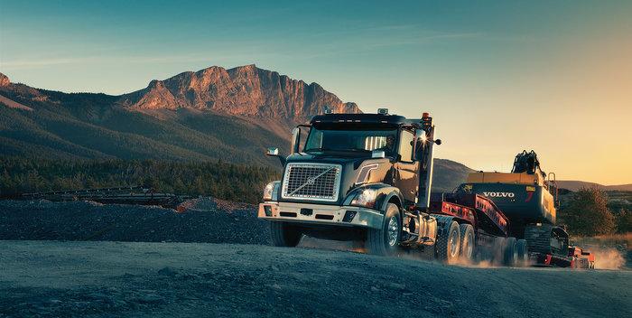 Volvo September cover shot