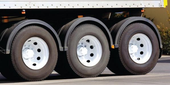 Tire Pressure Fuel Efficiency Trucks Generic