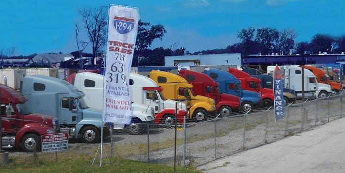 Used Heavy Duty Truck Generic