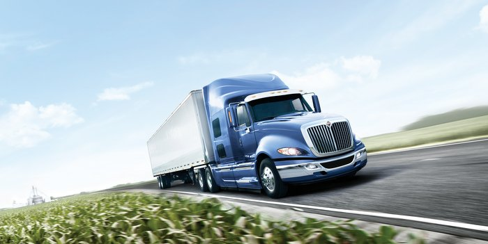 International Trucks Navistar Bill Kozek Outtakes