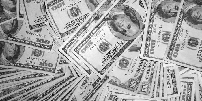 Truck-cash-money-Generic-market-sales