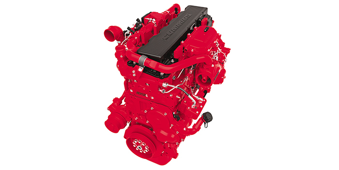 450 HP ratings now available for Cummins ISX12 engine