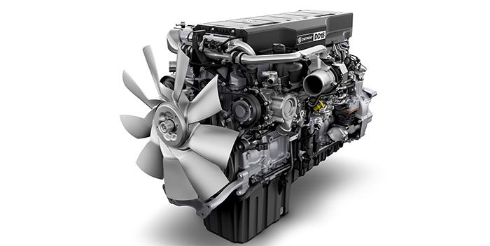 Detroit Engine DD15 GHG 17
