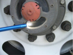 wheel end cap 4