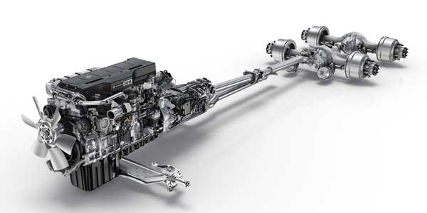 Your transmission can see the future, and the future is fuel efficient