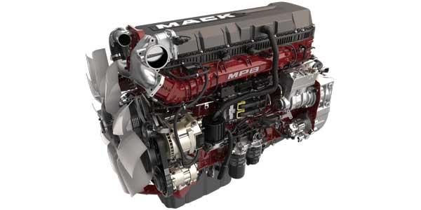 Mack-MP8-Engine