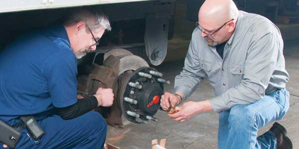 SAF-Disc-Brake-Inspection