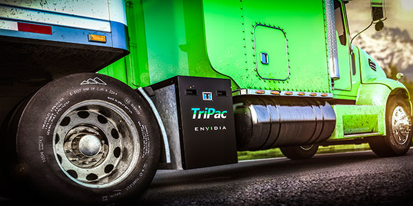 Thermo King launches all-electric auxiliary power unit