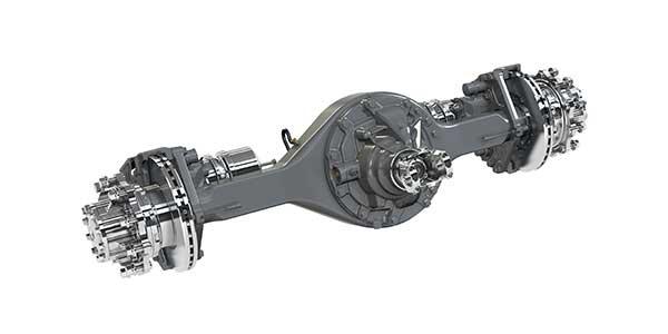 Dana-S172-Single-Axle