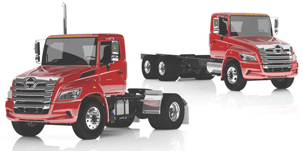 Hino-XL-Series