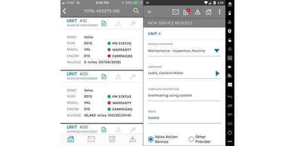 Volvo-Asist-app