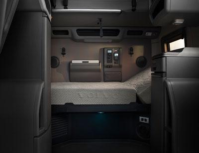 Volvo-cab